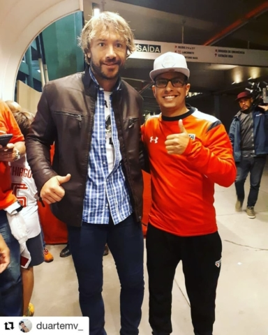 Diego Lugano - Cliente YachtMaster